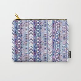 Column Me Any Day-Floral Carry-All Pouch