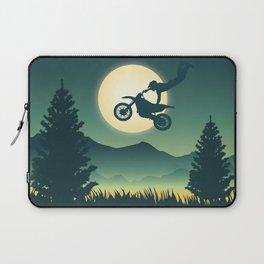 Moon Rider Laptop Sleeve