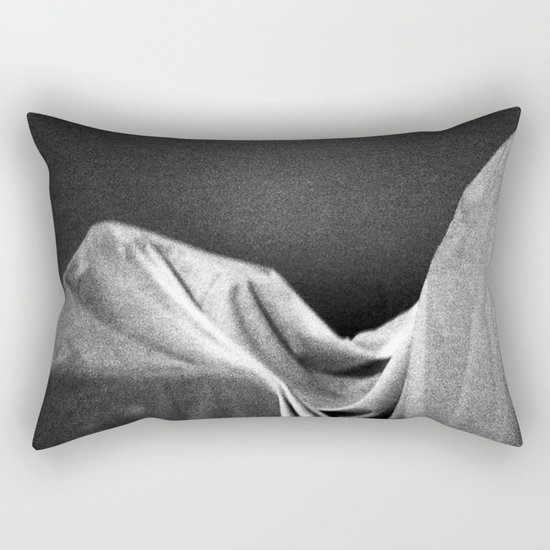 CURVES Rectangular Pillow