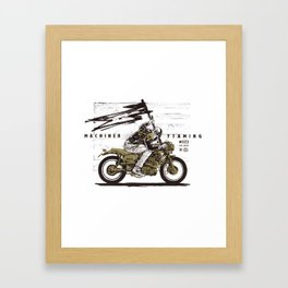 grafika Framed Art Print