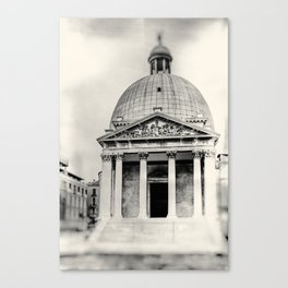 Venice - Study 6 Canvas Print