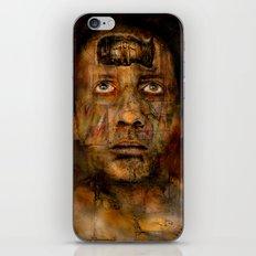 Kopfgefangenheit  iPhone Skin