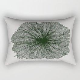 Jellyfish Flower B Rectangular Pillow