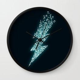 Electro music Wall Clock