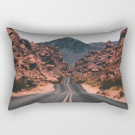 Mooned Rectangular Pillow