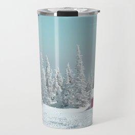 Winter day Travel Mug