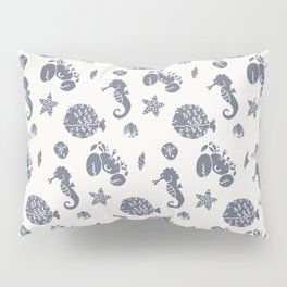 By the sea... Pillow Sham