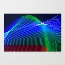 Vibrant Mind Canvas Print
