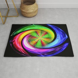 Abstract Perfection 4 Rug
