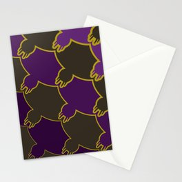 Fata Morgana tilted Stationery Cards
