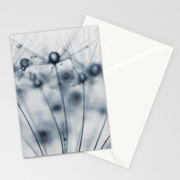 dandelion blue XV Stationery Cards