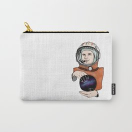 Yuri Gagarin. Space day. Carry-All Pouch