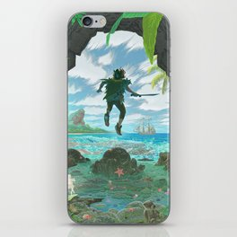 Pan - Classic Edition iPhone Skin