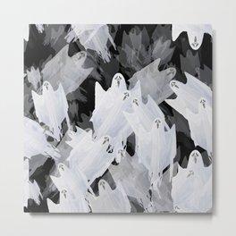 Ghostly! Metal Print