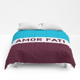 AMOR FATI - STOIC WISDOM Comforters