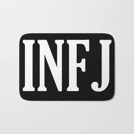 INFJ Bath Mat