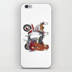 scooter is my soulmate iPhone Skin