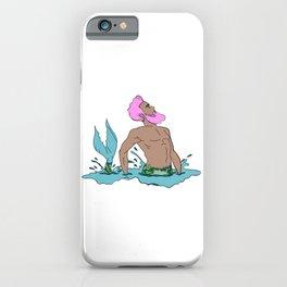 Majestic Mer Man 10 iPhone Case