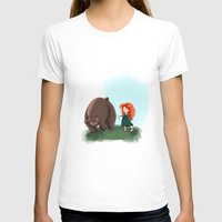 merida T-shirts featuring Merida by Lenore2411