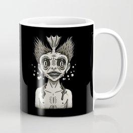 Portrait of a Fiji Merman Coffee Mug