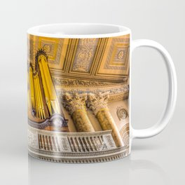 Navy Chapel Greenwich Coffee Mug