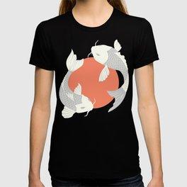Koi fish pattern 005 T-shirt
