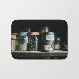 Vintage Pantry & Spices Bath Mat