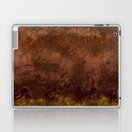 The Venusian Clouds Interplanetary Abstract Laptop & iPad Skin