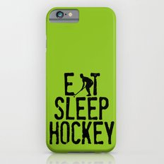 Eat Sleep Hockey iPhone 6s Slim Case