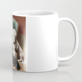 Christmas Dogs Coffee Mug