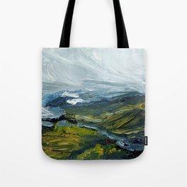Yellowstone I Tote Bag