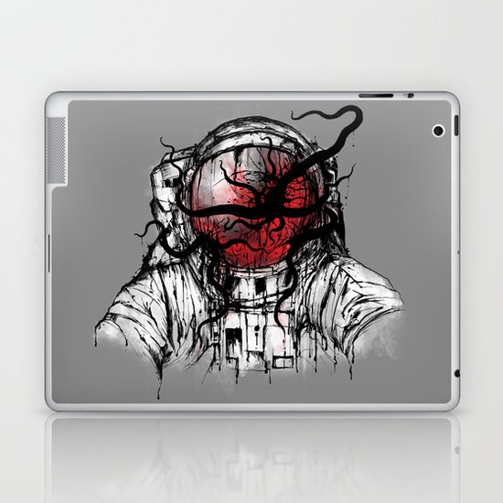 Space Parasitism Laptop & iPad Skin