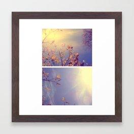 These Days Framed Art Print