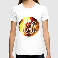 zuko T-shirts featuring prince of the flame by Jon Holloway