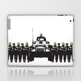 Banksy Have a nice day Laptop & iPad Skin