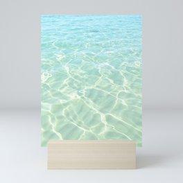 All Clear Mini Art Print