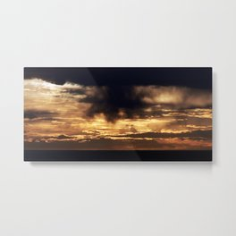 Cloud Monster, Something out of a Storm Metal Print