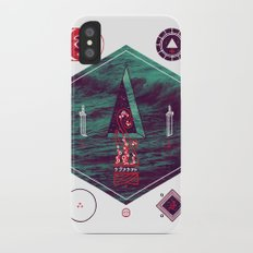It fell from the stars, It rose from the sea iPhone X Slim Case