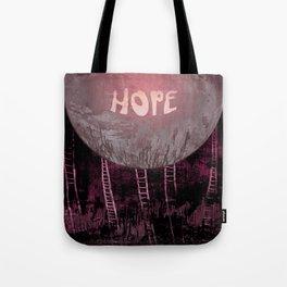 Hope, Climbing / Wonderful Planet 13-11-16 Tote Bag