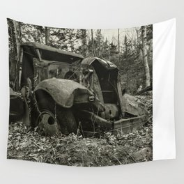 left there Wall Tapestry