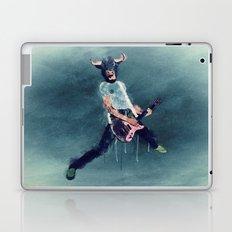 Punks not dead Laptop & iPad Skin
