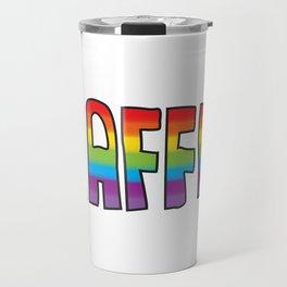 ✰GRAFFITI✰ Travel Mug