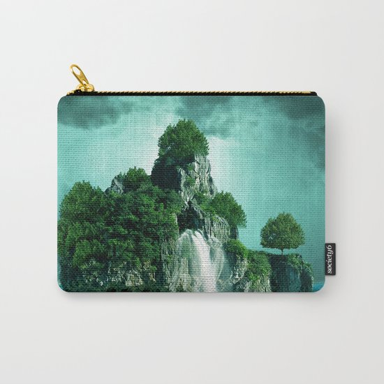 Green island 4 Carry-All Pouch