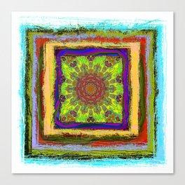 Rustica Mandala (1) Canvas Print