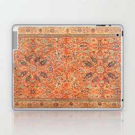Antique Persian Sultanabad Rug Print Laptop & iPad Skin