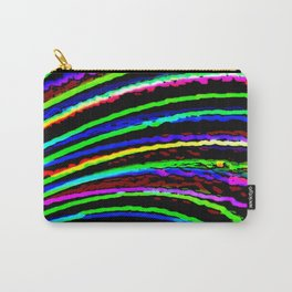 Rainbow Electric Carry-All Pouch