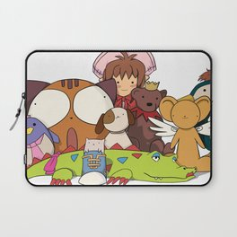 Stuffed Animals (variation) Laptop Sleeve