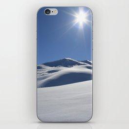 Tincan Peak iPhone Skin