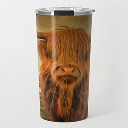 Chewing the Cud Travel Mug
