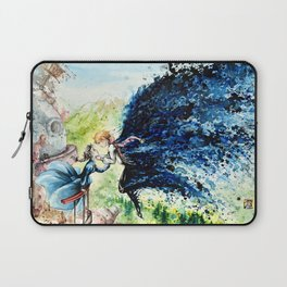 """In the air"" Laptop Sleeve"
